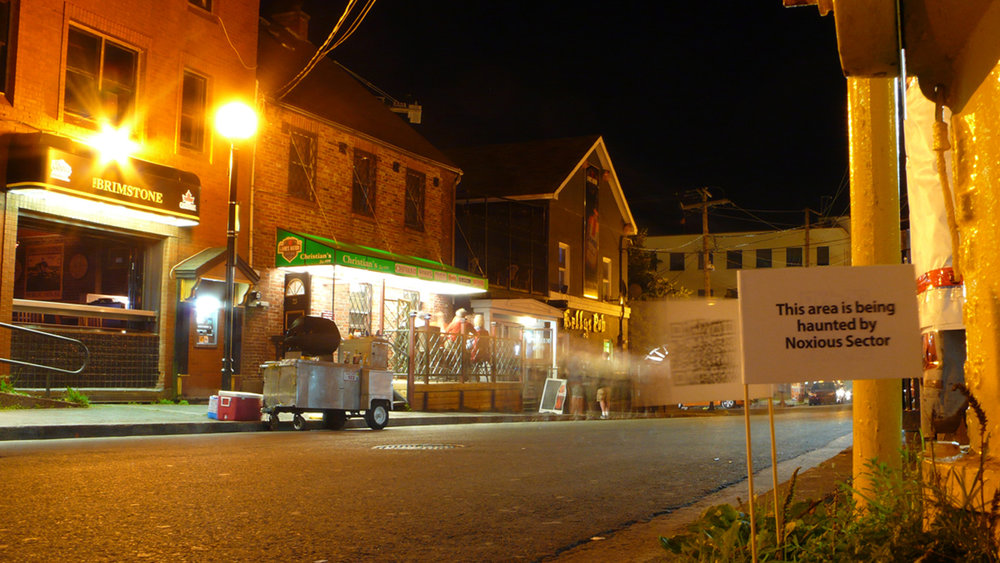 Haunting Geogre Street