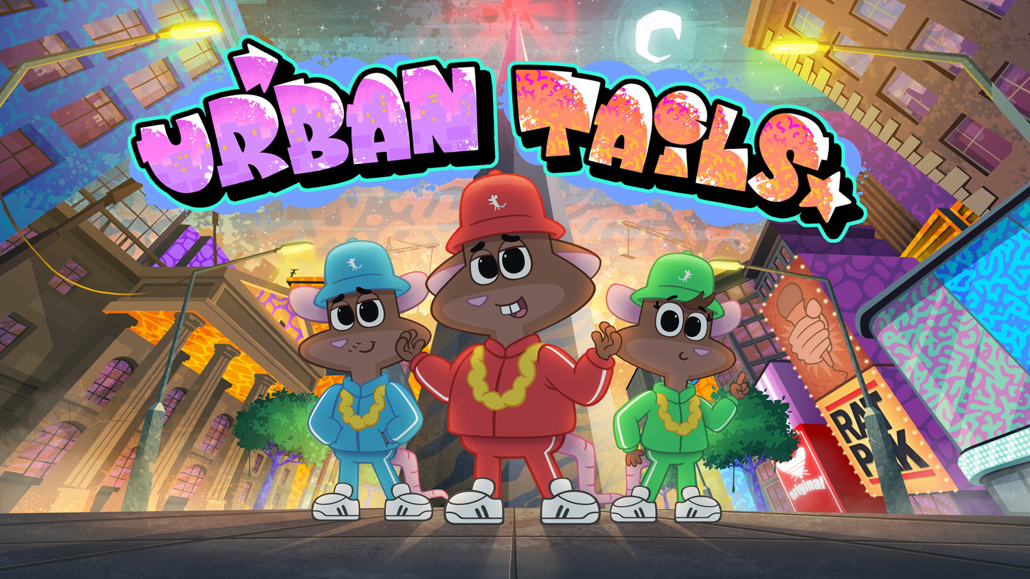 Image result for urban tails