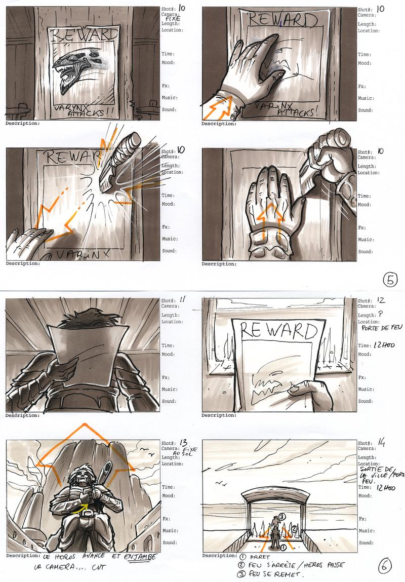 Storyboarding - You don't have to wait for the editing stage to get a clear picture of what your finished video will look like. Our storyboarding process takes out all the guesswork so the only surprises you get will be pleasant ones.