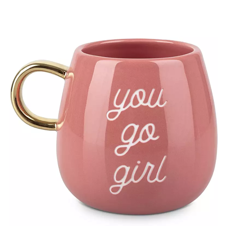 You Go Girl Mug - £12