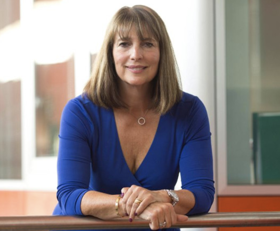 CAROLYN MCCALL  Chief executive of ITV