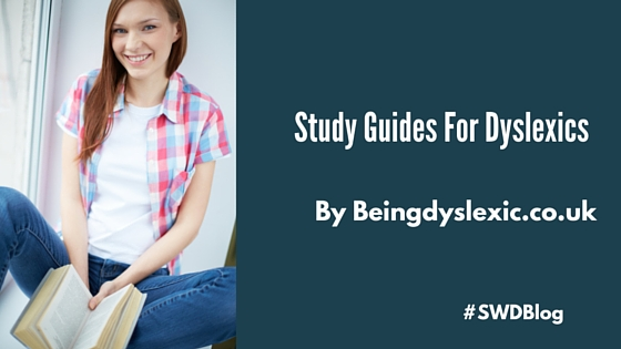 Study Guides For Dyslexics