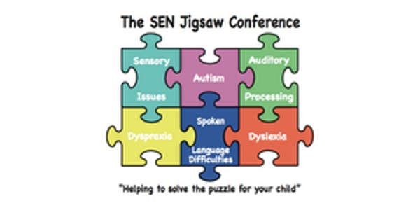 Click here to find out more about the SEN Jigsaw Conference.