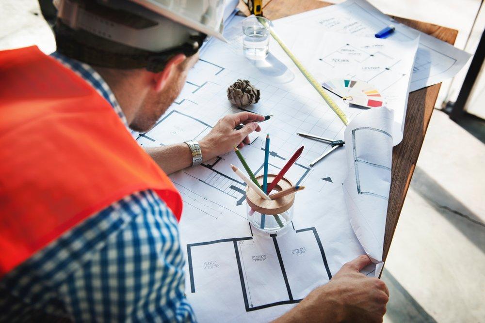 Bauplanung -