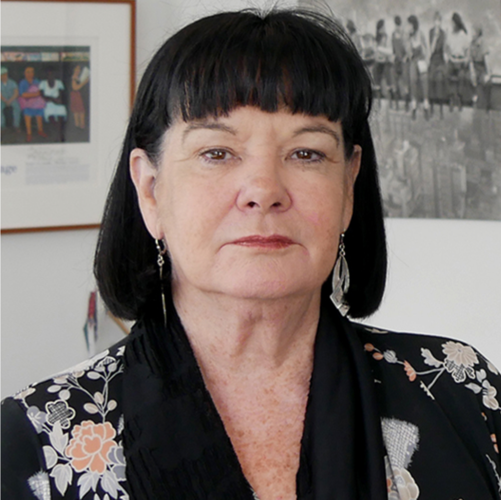 Sharan Burrow   A warrior for workers' rights, climate justice and equality