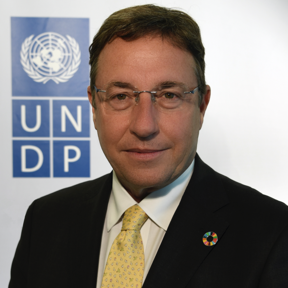 Achim Steiner   A UN champion of sustainability, economic growth, and equality for the vulnerable