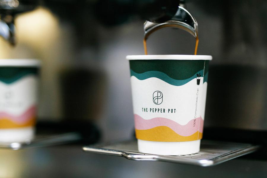 pepperpot cafe revert design