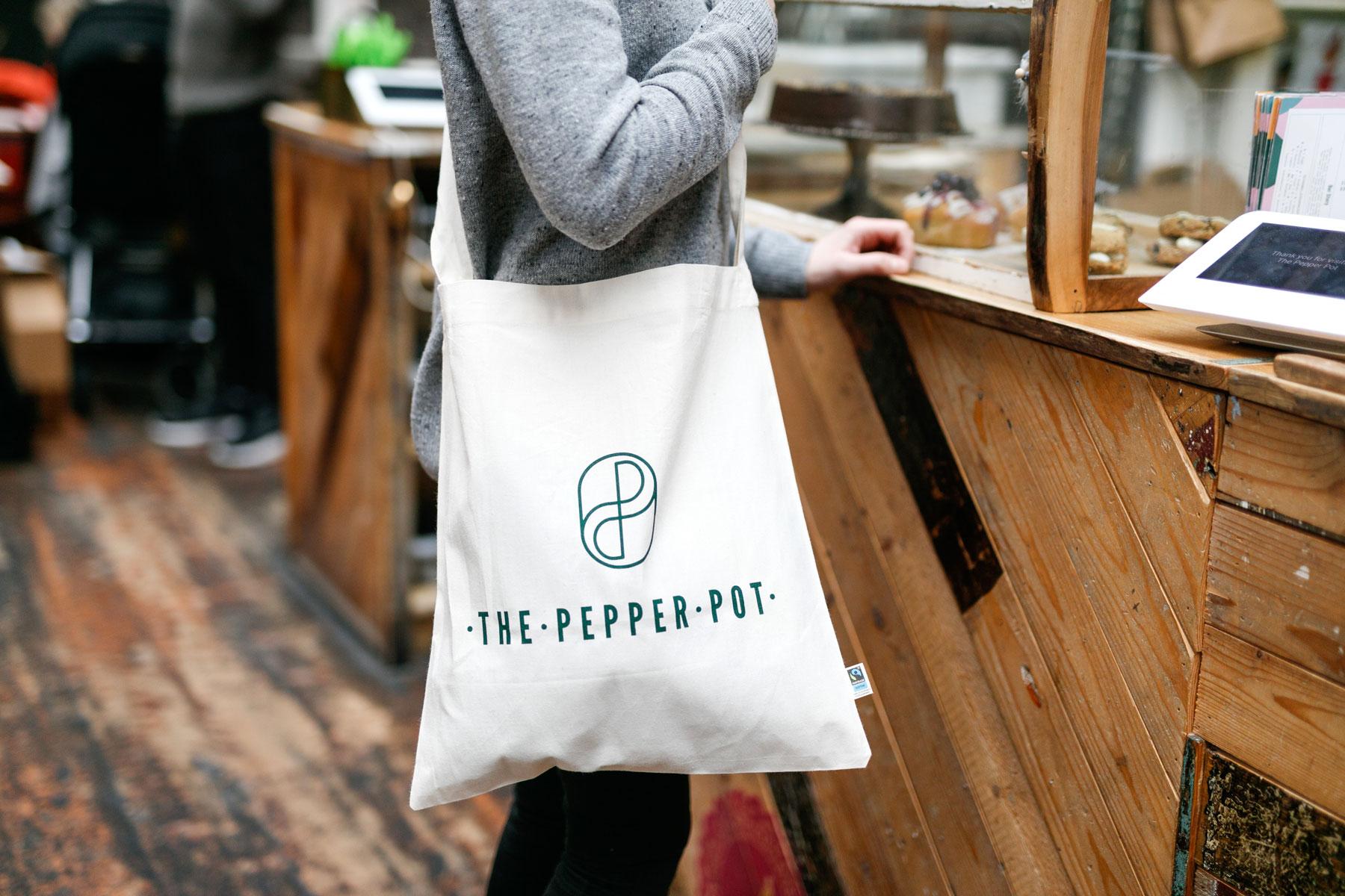 the pepperpot cafe revert design