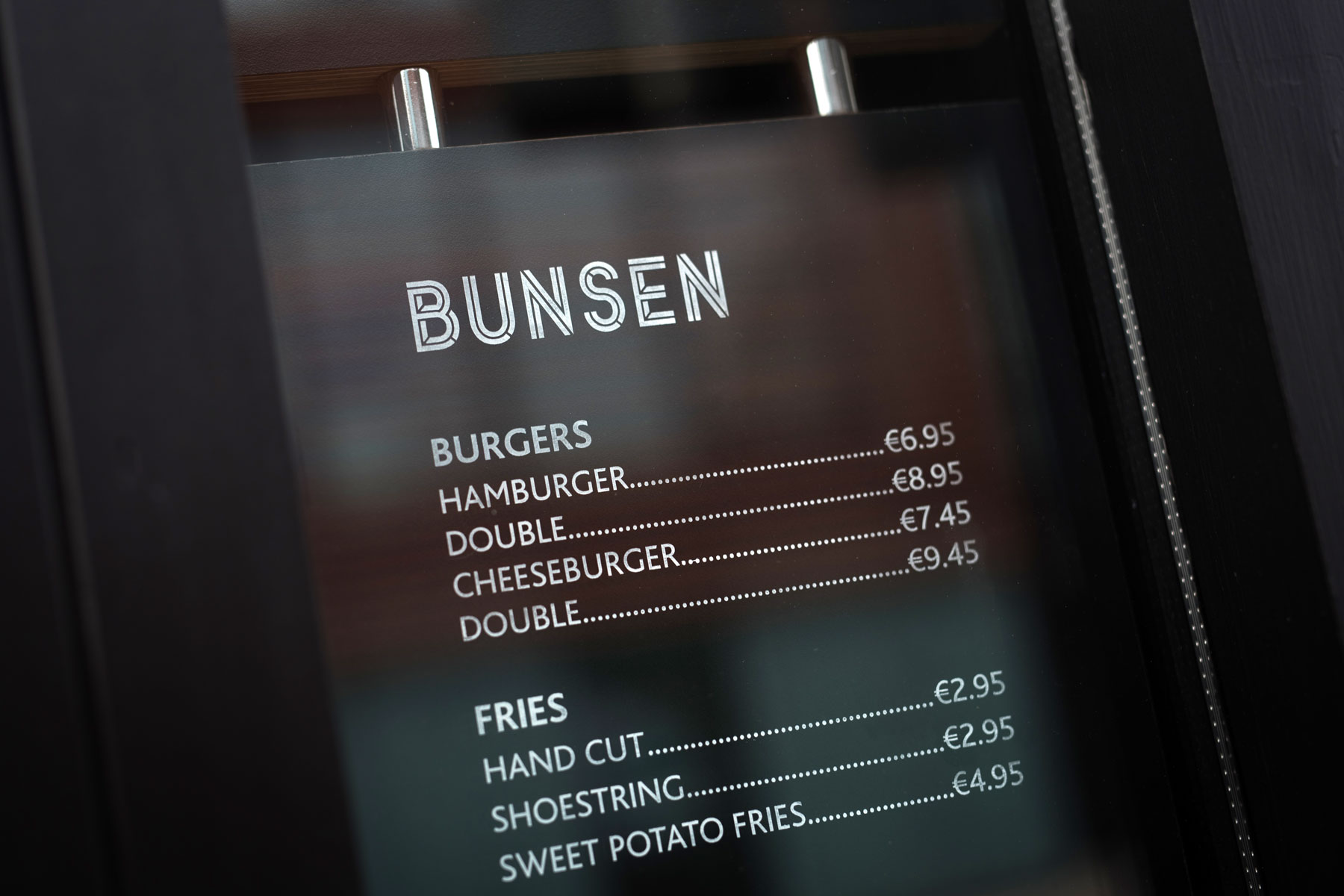 Bunsen revert design