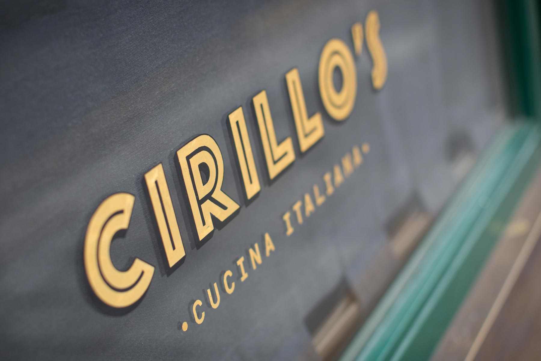 Cirillo's  revert design
