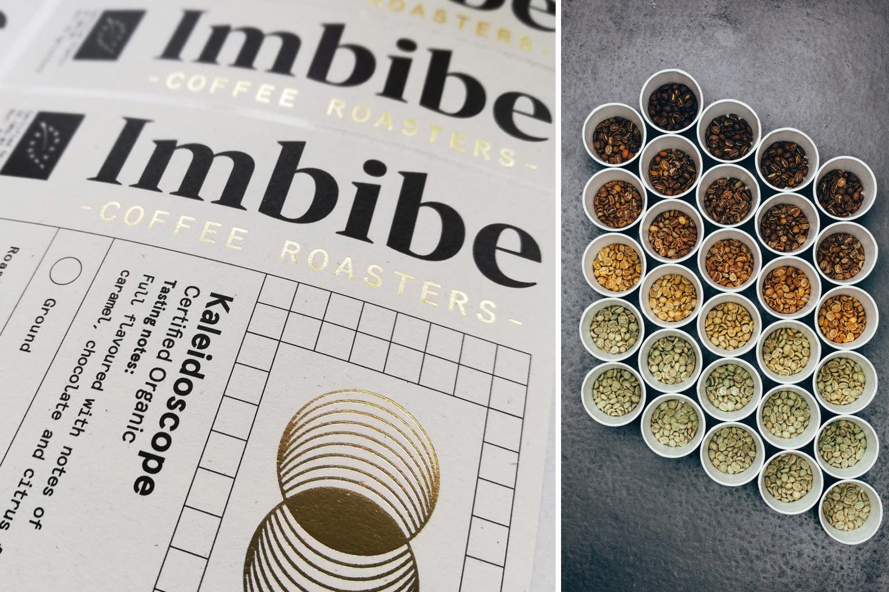 Imbibe  revert design