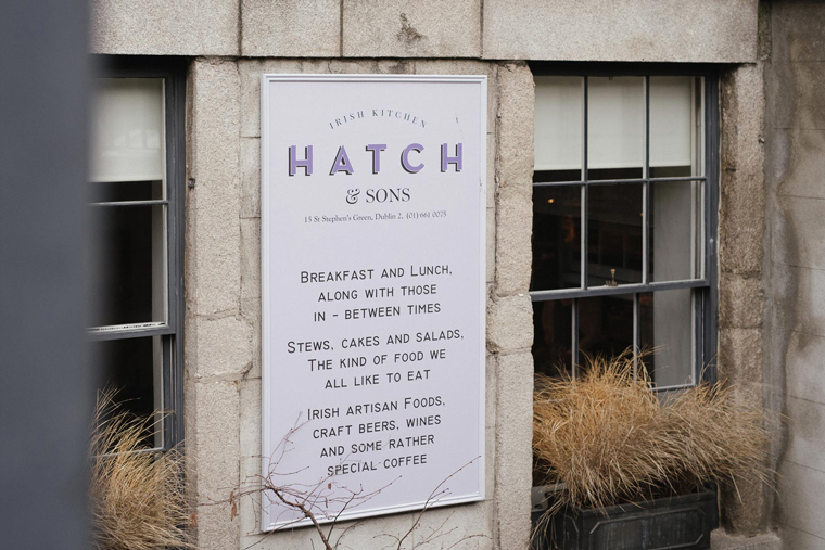 hatch and sons revert design