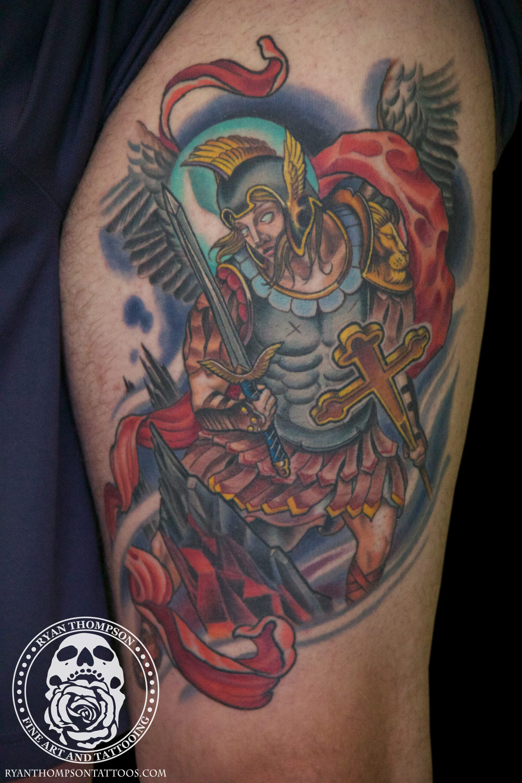Michael's Warrior St. Michael