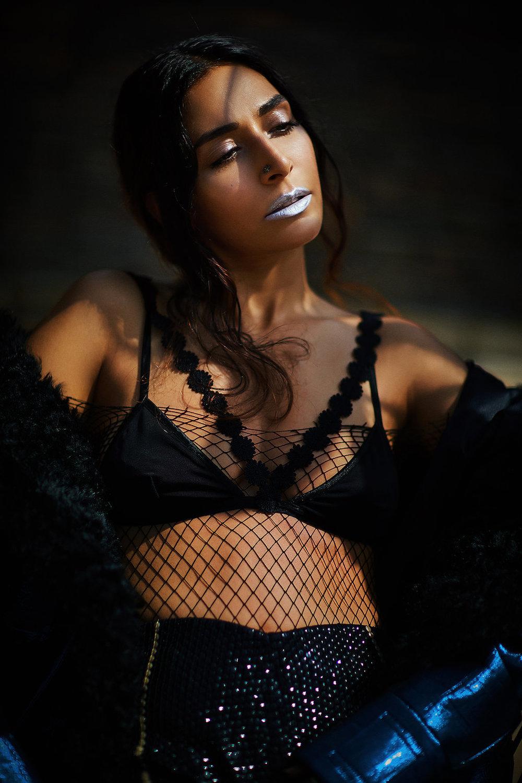 Make-up and Hair for Monica Dogra  Photography by Rohan Shreshta