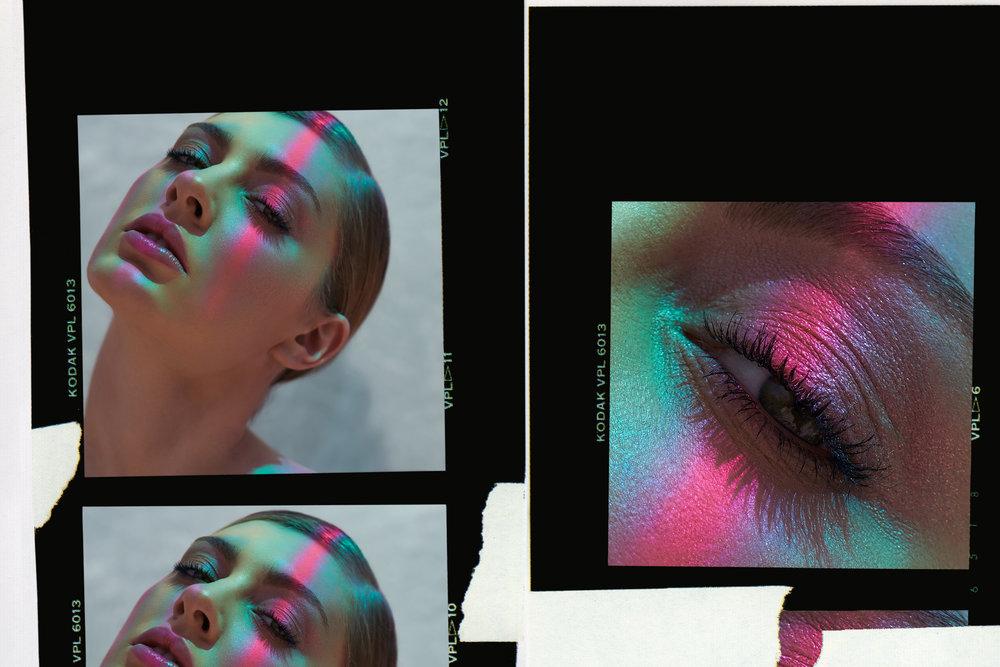 Make-up and Hair by Cassandra Kehren
