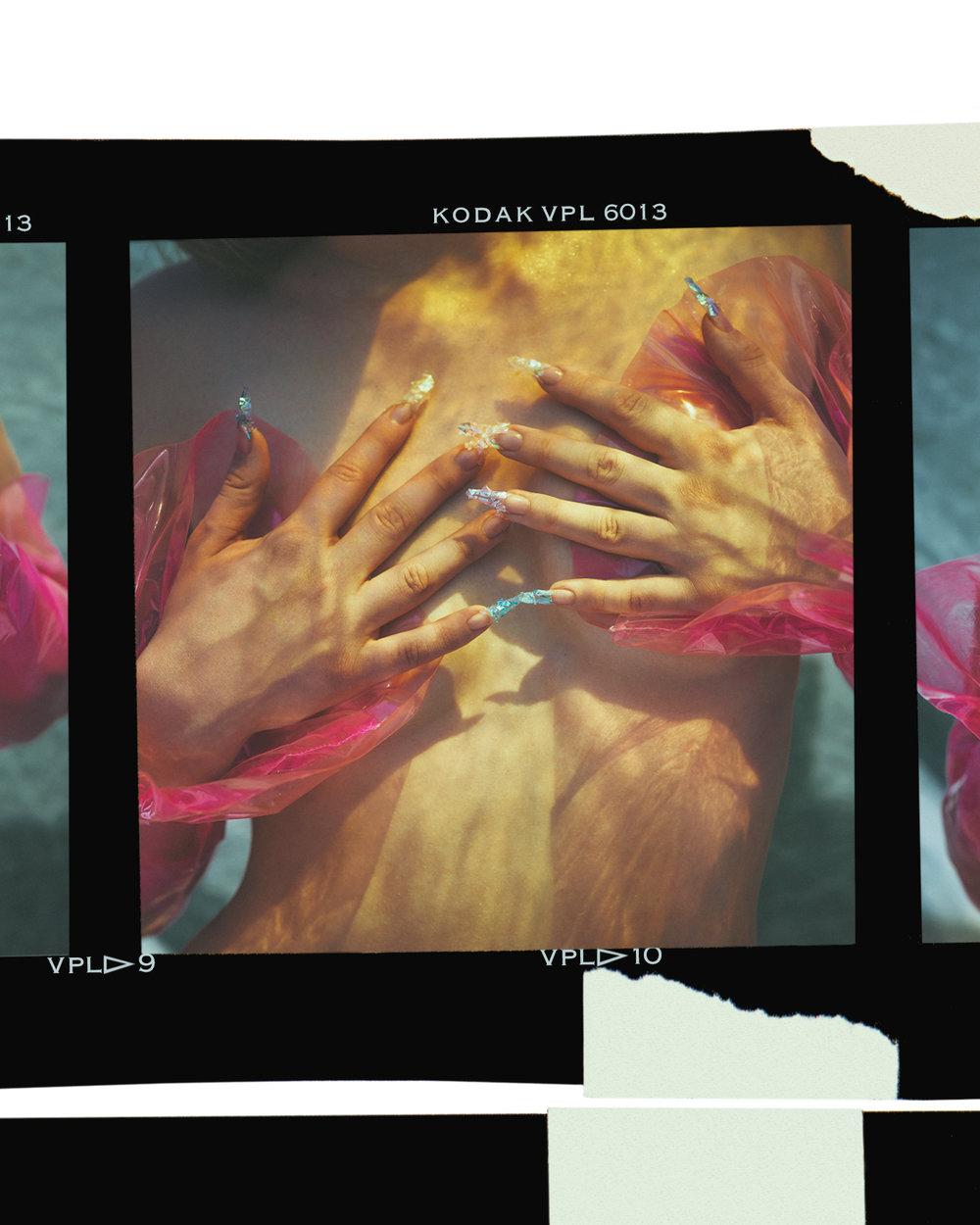Nails by Cassandra Kehren