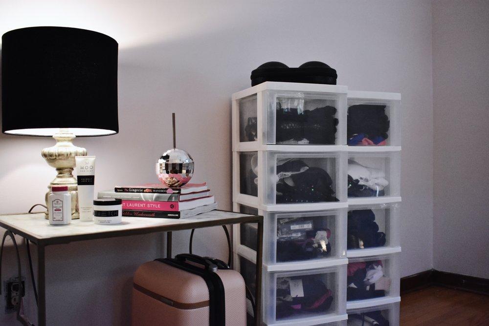 Organizing Your Lingerie.JPG