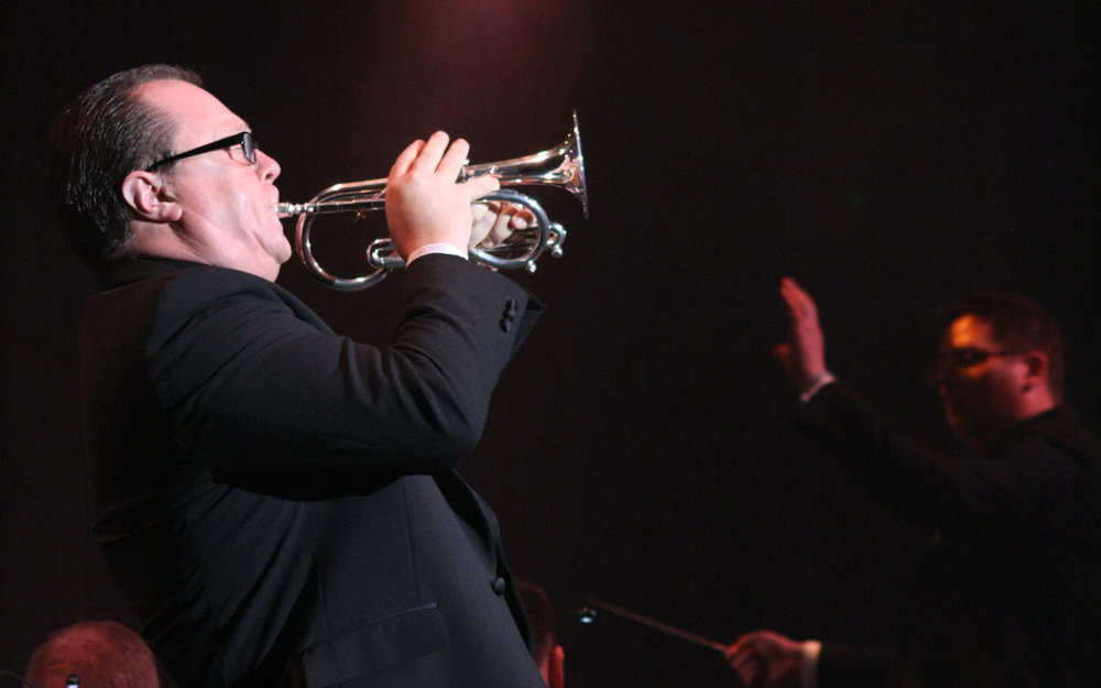 Paul is the band's Soprano player, a seat he has occupied since 2014. Paul is well known throughout the banding world having previously been the principal cornet for The Sun Life Band. Since moving on to soprano Cornet Paul has won many accolades; including Best Soloist at the 2015 National Finals, twice Best Soloist awards at both the French Open and Butlin's Mineworkers and was last Year awarded the Best Soloist Award at Brass in Concert. - Paul RichardsSOPRANO cORNET