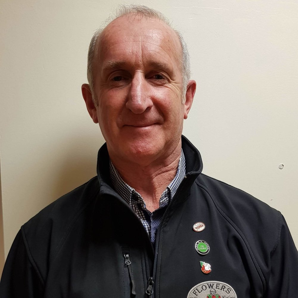 chairman - Mick Jammer