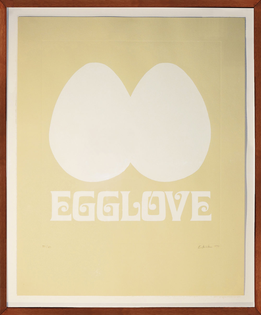 Kenneth Walker, Egg Series EGGLOVE