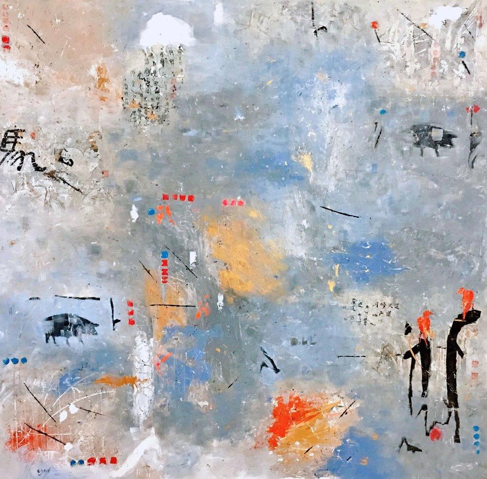 J. Steven Manolis, Blue Splash