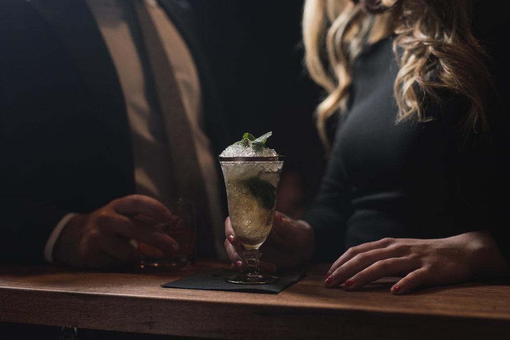 Swordfish Cocktail Club