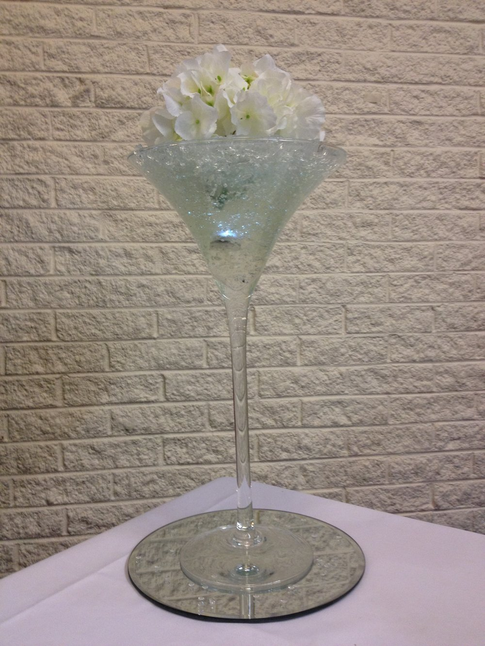 Martini with White Hydrangea.JPG