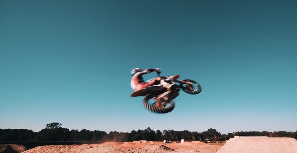 """oakley - ryan dungey"" commercial (composer)"