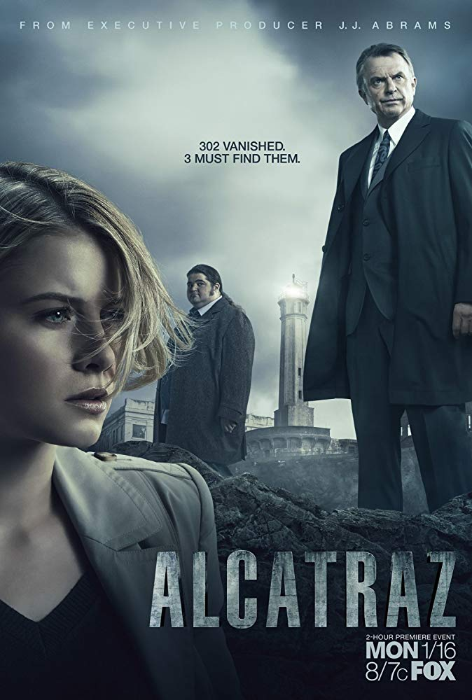 """alcatraz"" tv show (SCORE PREPARATION)"