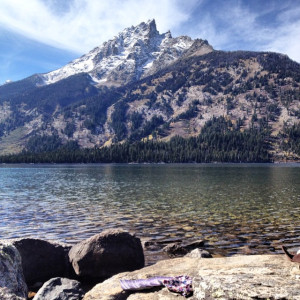 Jenny Lake Grand Tetons National Park, WY, USA
