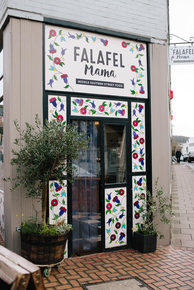 Felafel Mama in Stroud