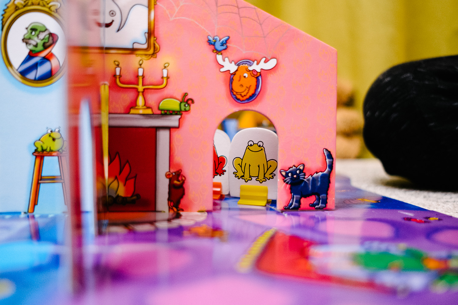 Spooky Steps Orchard Toys Game review