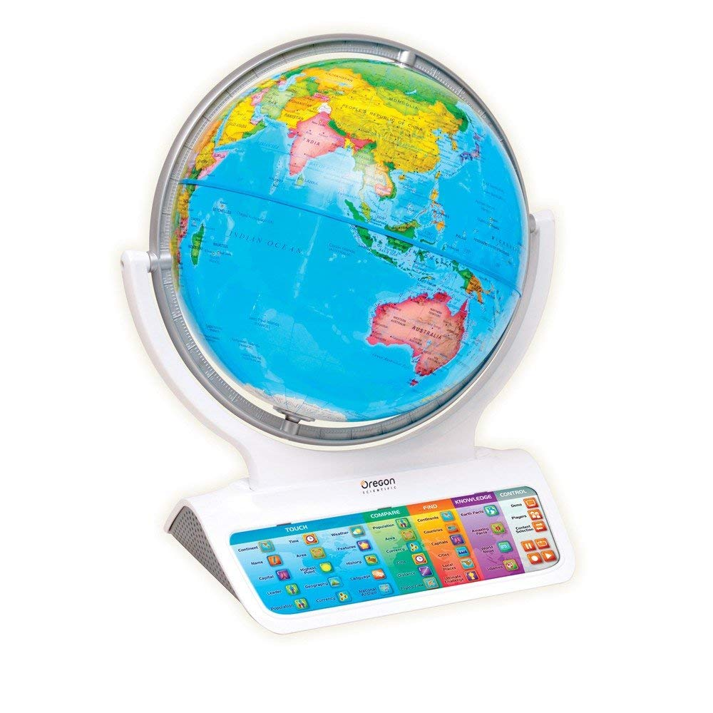 Oregon Scientific Interactive Smart Globe -