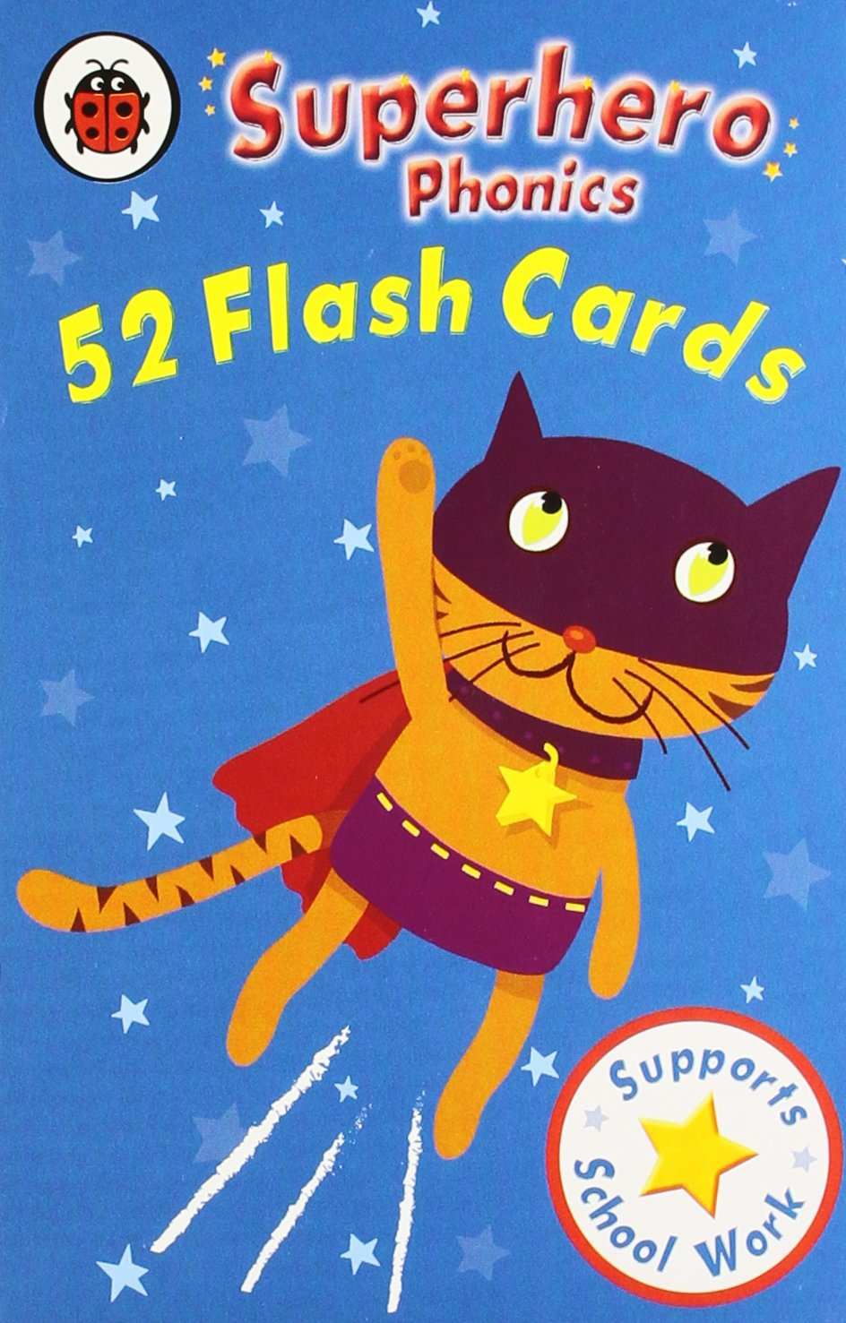 Phonics Flash Cards -