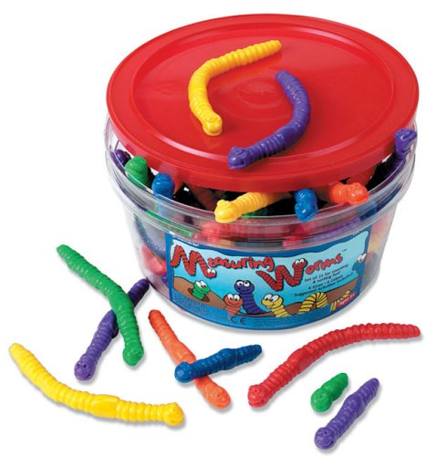 Learning Resources Measuring Worms -