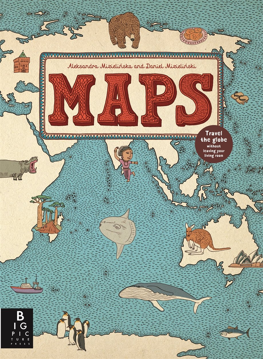 Big Picture Maps -