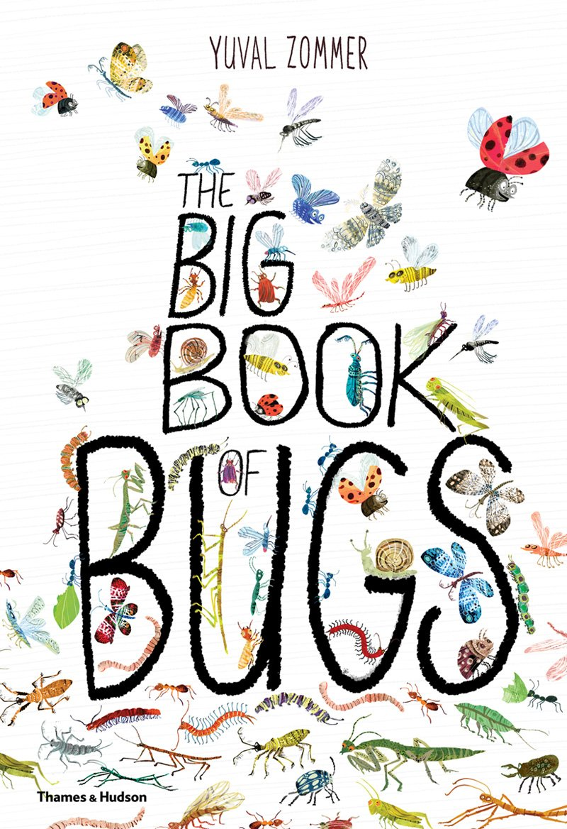 The Big Book Of Bugs -