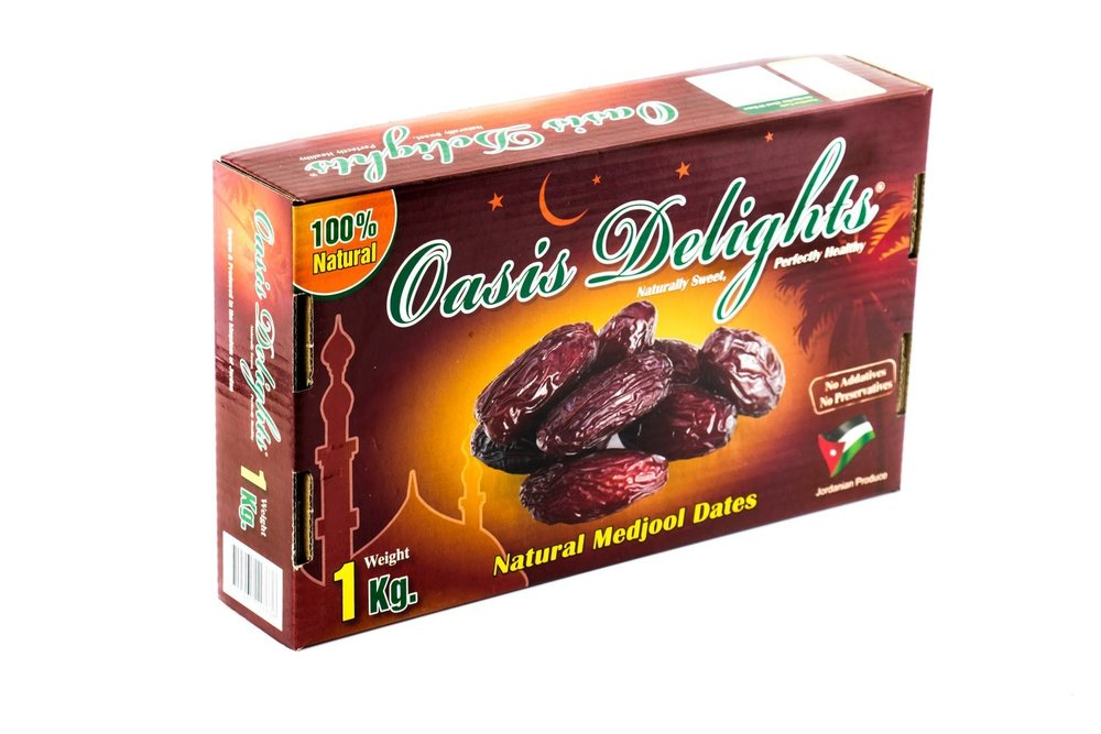 Oasis Delights Natural Medjool Dates -