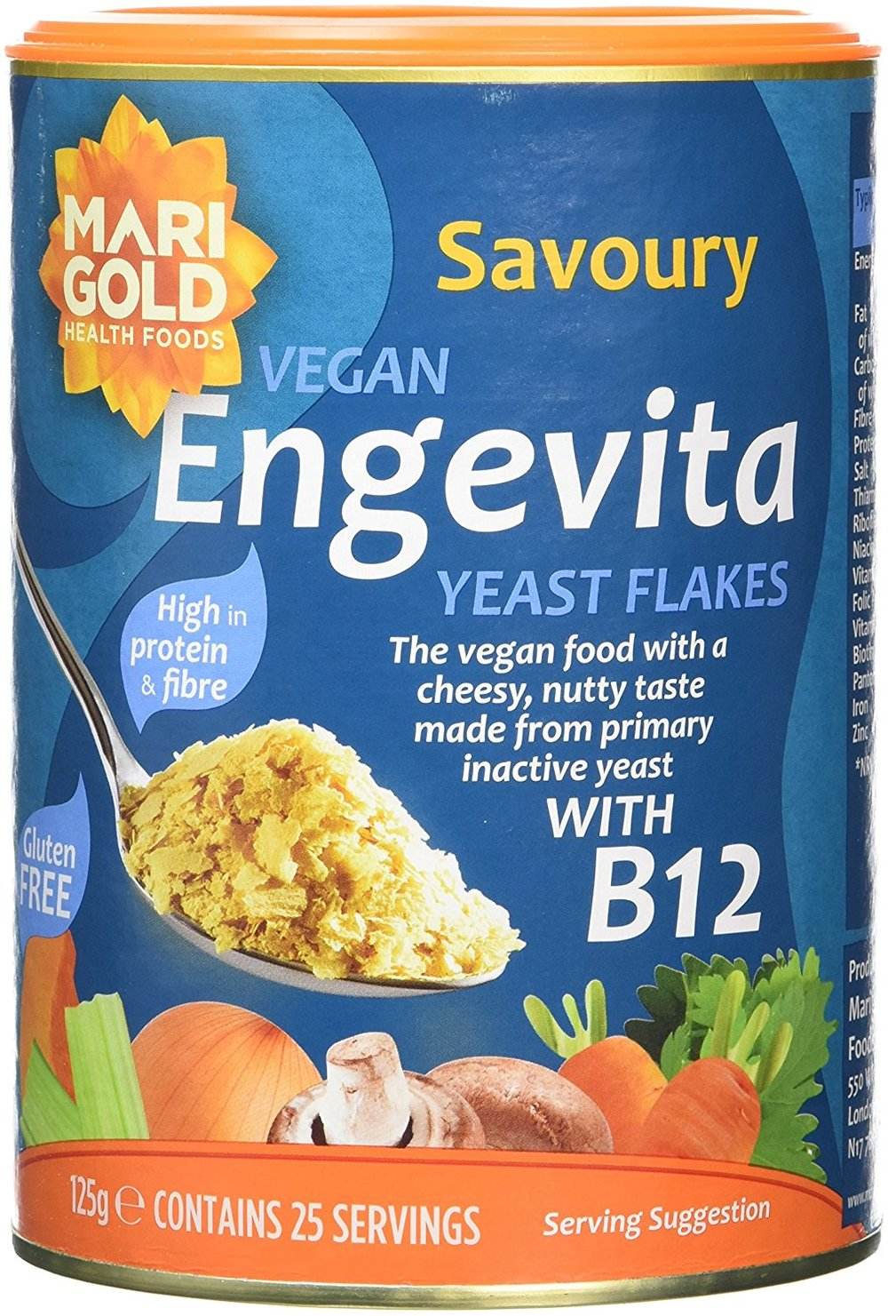 Engevita Yeast With B12 -