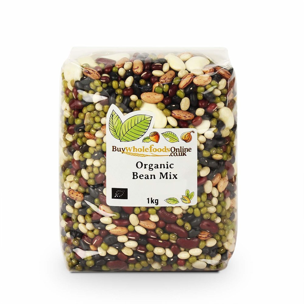 Buy Whole Foods Online Organic Bean Mix -