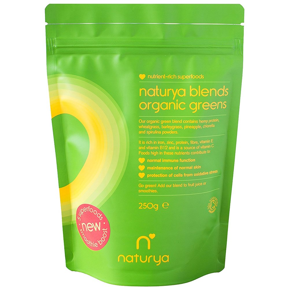 Naturya | Organic Green Superfood Powder Blend -