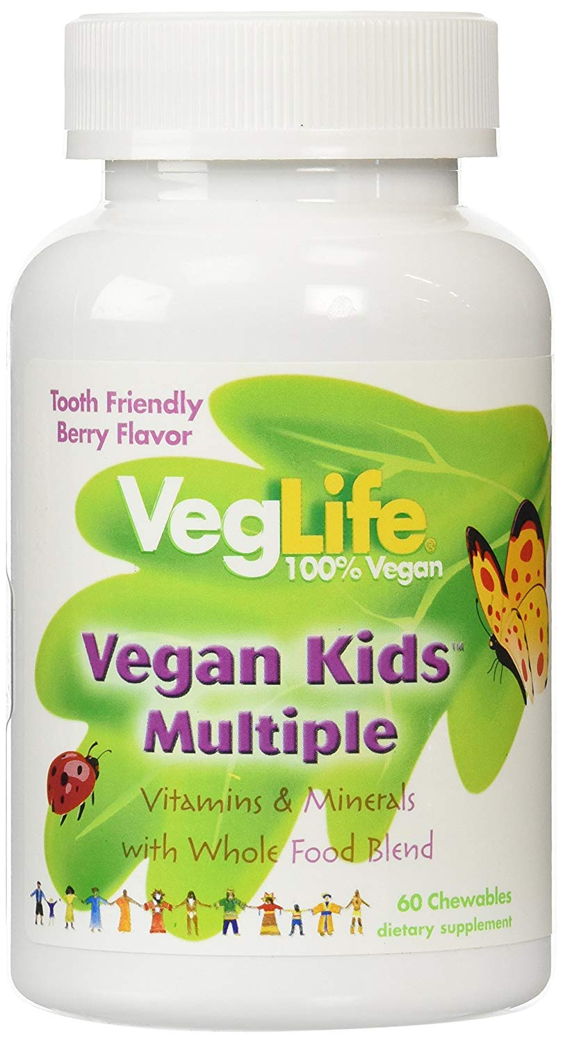 VegLife Vegan Kids Multiple Berry -