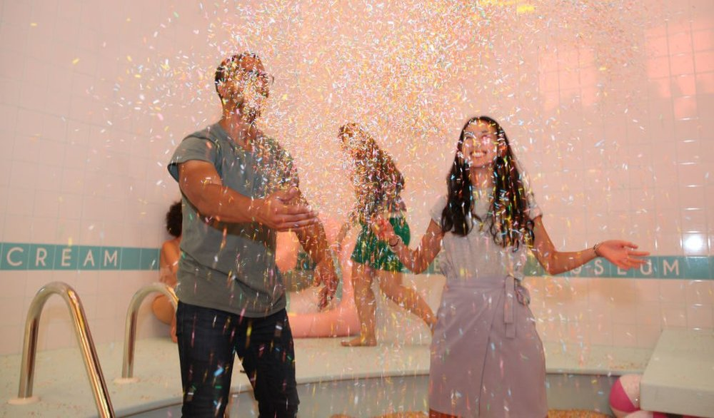 Confetti for a happy couple terry klee national speaker relationship expert