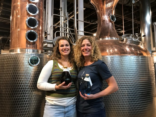 Confetti Travel Cafe:    Freeland Spirits: Woman-Owned and Woman-Distilled