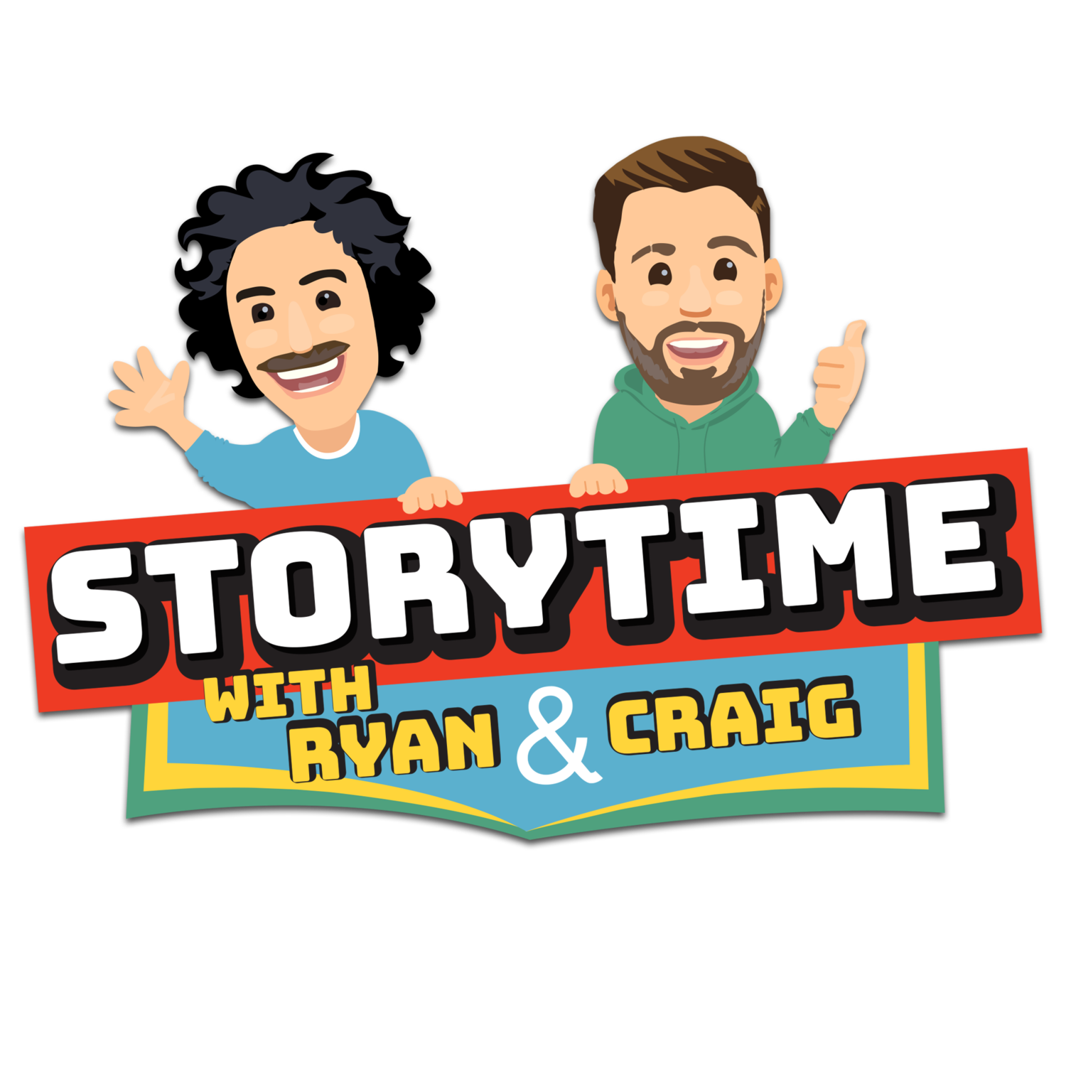 STORYTIME WITH RYAN & CRAIG