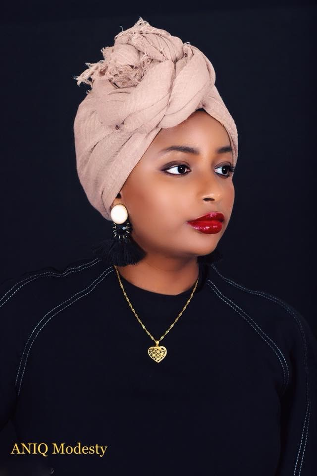 CEO of ANIQ Modesty Ayesha'h Bah