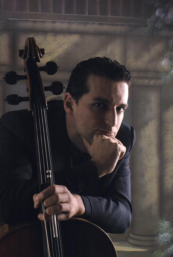 David Apellaniz, cello