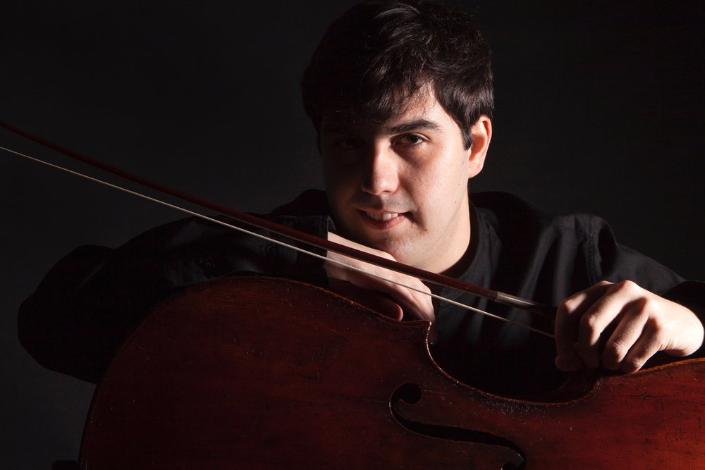 Salvador Bolón, cello