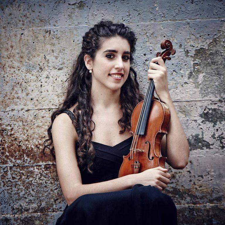 Mari Carmen Jiménez Montes - VIOLIN