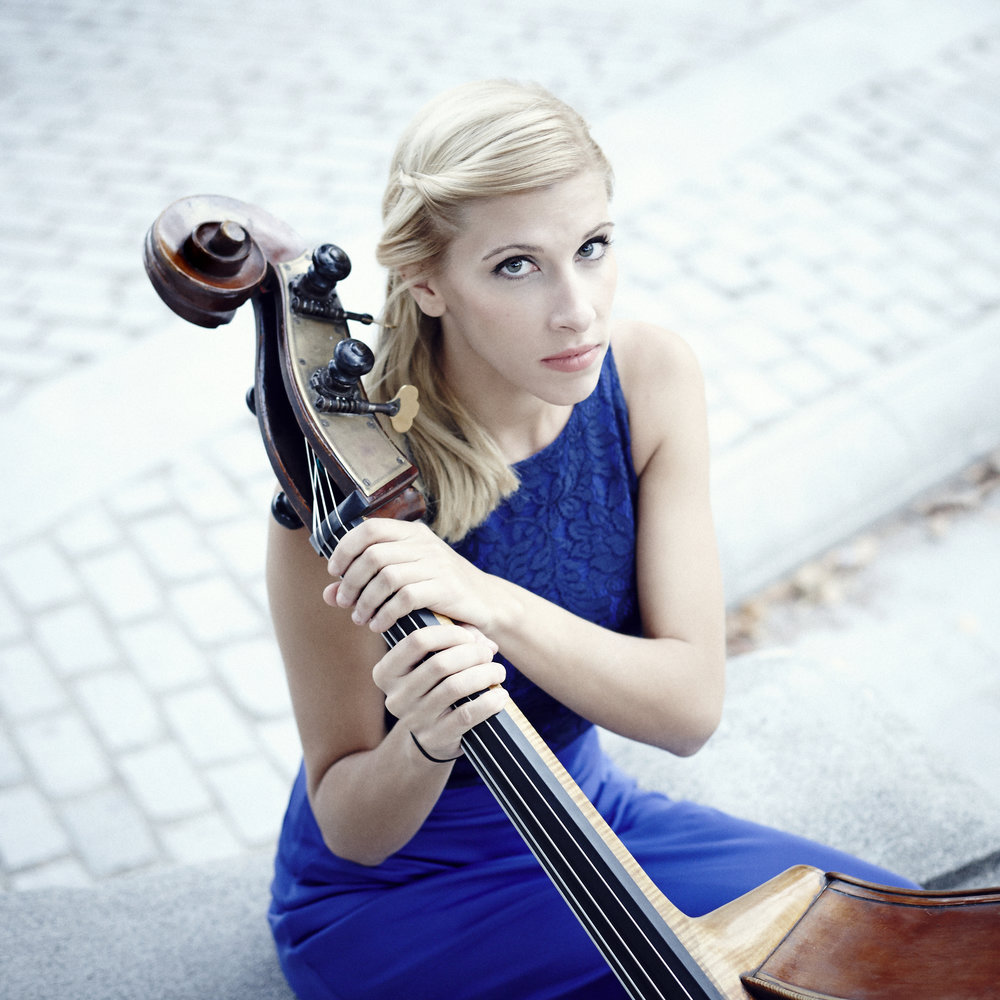 Laura Asensio - CONTRABASS